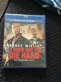 A good day to die hard extended cut in Blu-ray brand new Ottawa, K1K 4W3