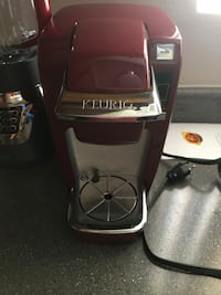 Red and Silver Keurig Kcup coffeemaker Phoenix, 85022