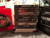 assorted Sony PS3 game cases Tampa, 33605