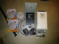 Solar panel converter box and breaker box Denver