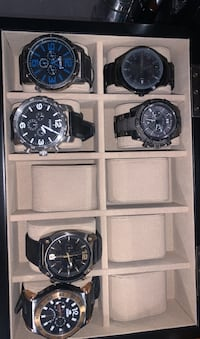 Watches with box