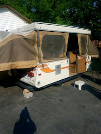 1978 tent trailer ownership tows great Marmora, K0K 2M0