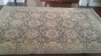 Gorgeous not used 8x10 Turkish carpet  Brampton