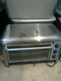 Stainless steel toaster oven Potomac, 20854