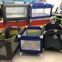 Playpens from $35 546 km