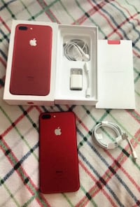 Red iPhone 7+ REDUCED to $600 Saskatoon, S7H 1A8