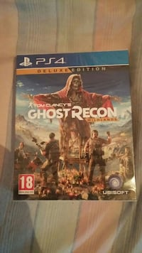 PS4 Tom Clancy's Ghost Recon caso di gioco Turin, 10123