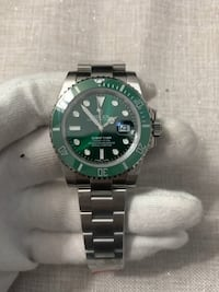 Rolex submariner watch hulk mid R._~>E.~>*P Toronto, M6K 2Y3
