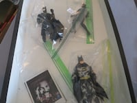 Batman Action Figures Kenner VINTAGE Zeeland