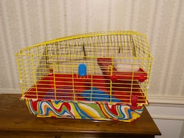 All Living Things® Guinea Pig Rainbow Retreat™ Small Pet Habitat