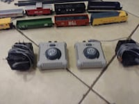 Bachman train set comes with two trains Coral Springs, 33071
