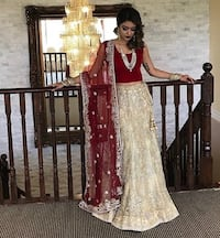 Indian lengha Brampton, L6P 2B3