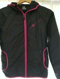 svart og rosa sweet protection zip-up jakke Sandnes, 4310
