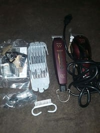 All new hair clipper set