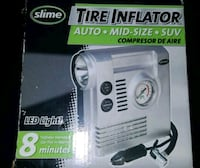 white and black Slime tire inflator for sale  Laredo