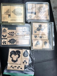 STAMPIN UP 29 stamps