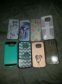 Galaxy 6s Phone cases/ 12 for all Morristown