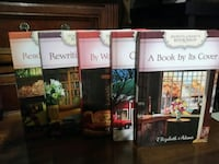 five secret of Mary's bookshop series