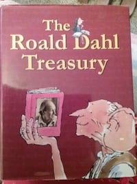 Bok: The Road Dahl Treasury Stavanger, 4019