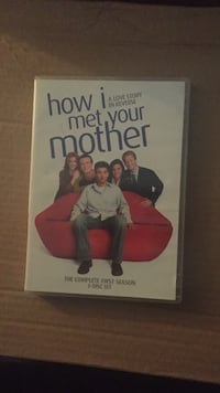 How I Met Your Mother First Seaon DVD case Montréal, H1N 3N4
