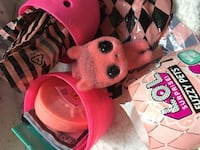 L.O.L. Surprise Fuzzy Pets Makeover series Toy Virginia Beach