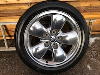 Dodge Ram set of 4 rims and tires Bradford West Gwillimbury, L3Z