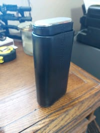 Travel humidor. leather exterior, cedar lined interior St. Catharines, L2M 5A5