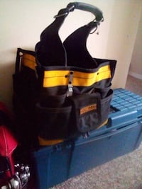 black and yellow tool bag Red Deer, T4P 0E7