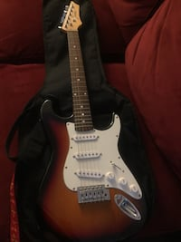Sunburst Electric Guitar Virginia Beach, 23455