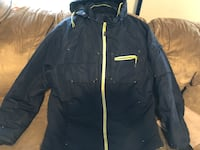Mens large winter jacket Vancouver, V5R