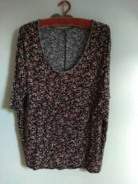 Camiseta flores H&M Madrid, 28029
