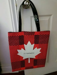 MAC Cosmetics Canada tote bag
