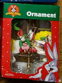 Enesco christmas tree ornaments