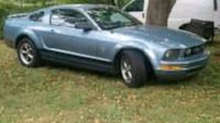 2007 Ford Mustang Silver Spring