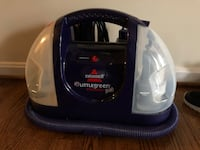 Portable heated carpet cleaner Springfield, 22153
