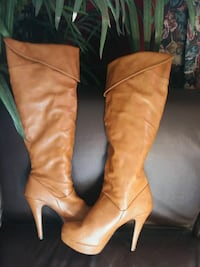 Shoedazzle High Boot