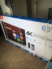 65 in TCL SMART TV Oxon Hill, 20745