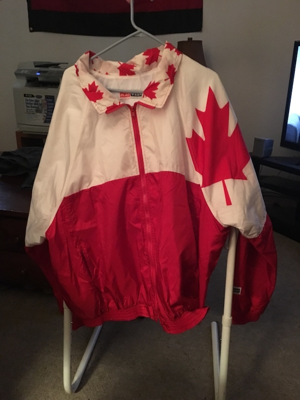 CANADA DAY FASHION