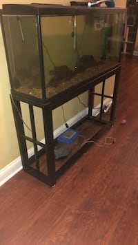 55 gallon fish tank with stand Irvine, 92620