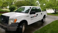 2011 Ford F-150 XL SuperCrew 145-in