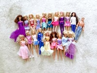 Barbie doll lot ! Firm price! Not negotiable ! Richardson, 75081