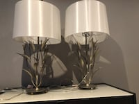 Matching bedside lamps Calgary, T2V