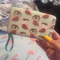Owl phone case and wallet  Toronto, M1T 3S8