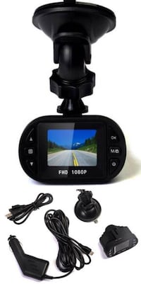 New in box 1.5 inch 1080p DVR dash cam camcorder recorder camera with sensor Los Angeles, 90032