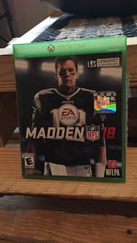 Madden 18 Xbox one Tampa, 33604