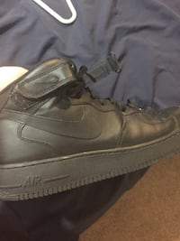 Airforce 1 mid tops