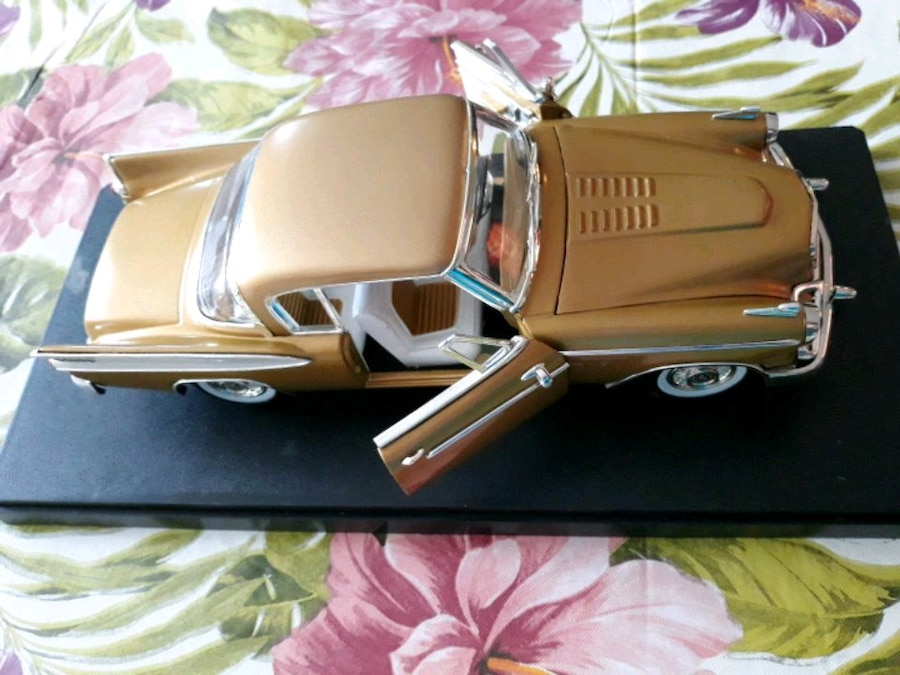Photo Model car from 50s and 60s