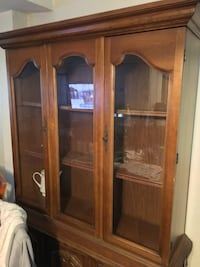 * MUST GO* Excellent Condition China Cabinet  Germantown, 20874