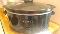 black and gray Crock-Pot slow cooker Springfield, 22153