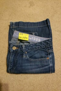 Gap Long & Lean jeans sz 27/4r La Vista, 68128